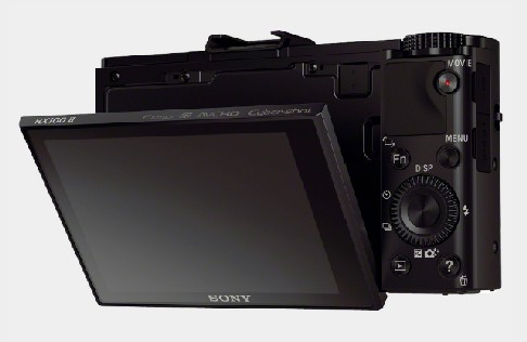 Sony RX100M2 specs BSI sensor