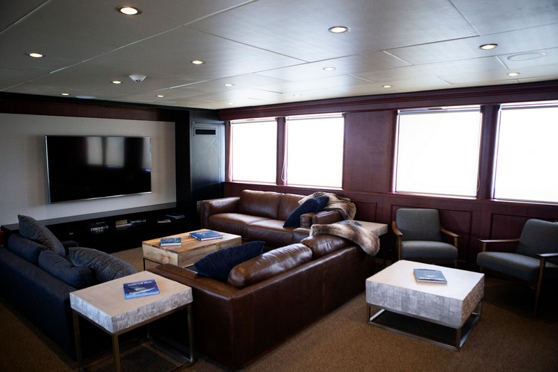 M/V Socorro Vortex - Lounge Area