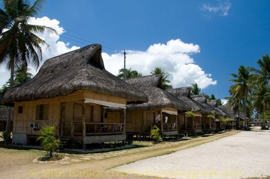 Ticao Resort cottages