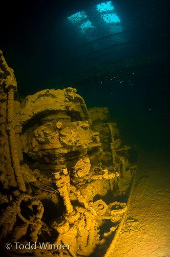 truk lagoon shipwreck