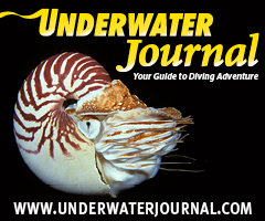 Underwater Journal