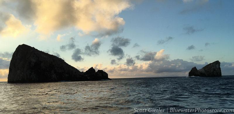 Gordon Rocks, Galapagos Islands