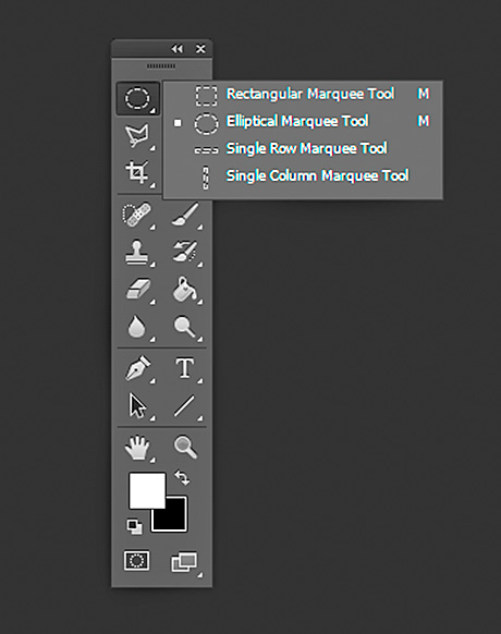 Removing Backscatter with Photoshop's Content Aware Tool