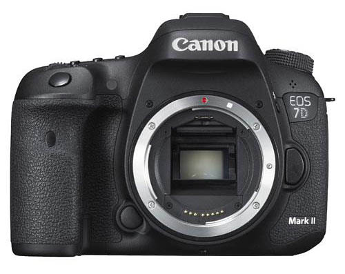 Canon 7d MKII dSLR Camera