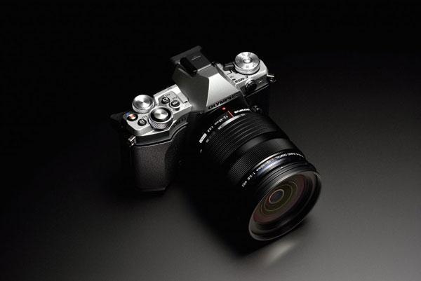 Olympus OM-D E-M5 Mark II Announced - Underwater Photography