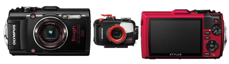 camera olympus tough