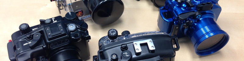 Sony RX100 IV Underwater Housing Guide - Underwater Photography Guide