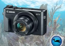 Canon G7X II Best Underwater Settings - Underwater Photography Guide