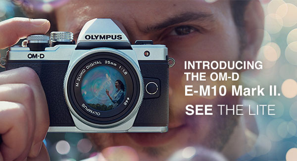 Canon 7d Mk2 >> Olympus OM-D E-M10 Mark II Announced|Underwater Photography Guide