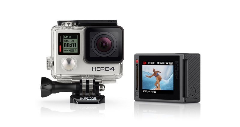 GoPro Hero 4 Black/Silver Firmware Update v4 0 - Underwater