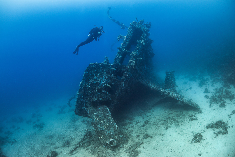 5 Tips For Creative Wreck Photos Underwater Photography Guide