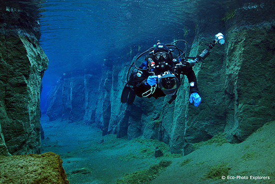 Iceland Diving In The Land Of Fire And Ice Underwater