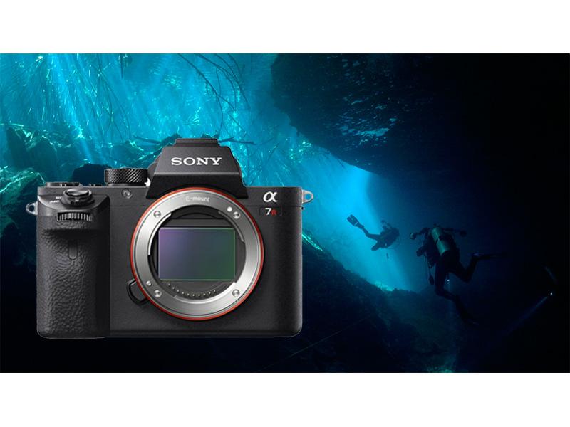 Sony a7R II Best Video Settings for Underwater - Underwater