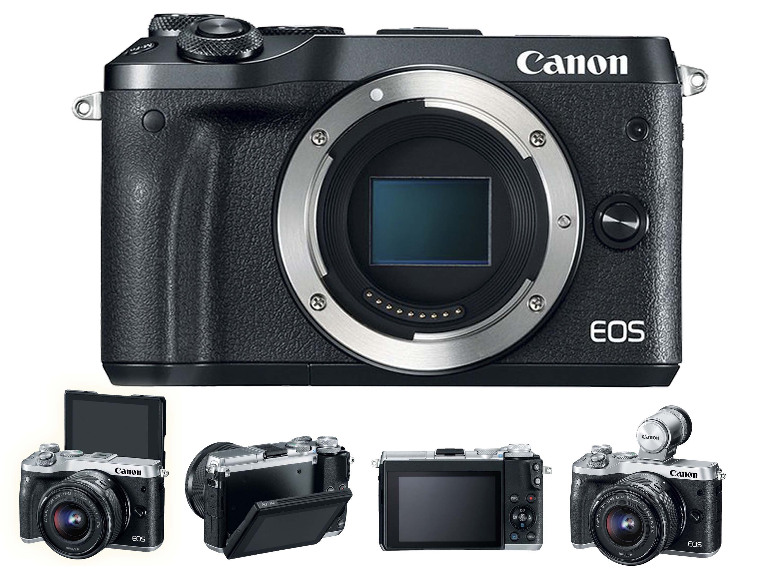 Underwater Photography News Guide Olympus Om D E M10 Mark Iii Kit 14 42mm F 35 56 Ez Silver Canon Unveils Their New Eos M6 Mirrorless Camera
