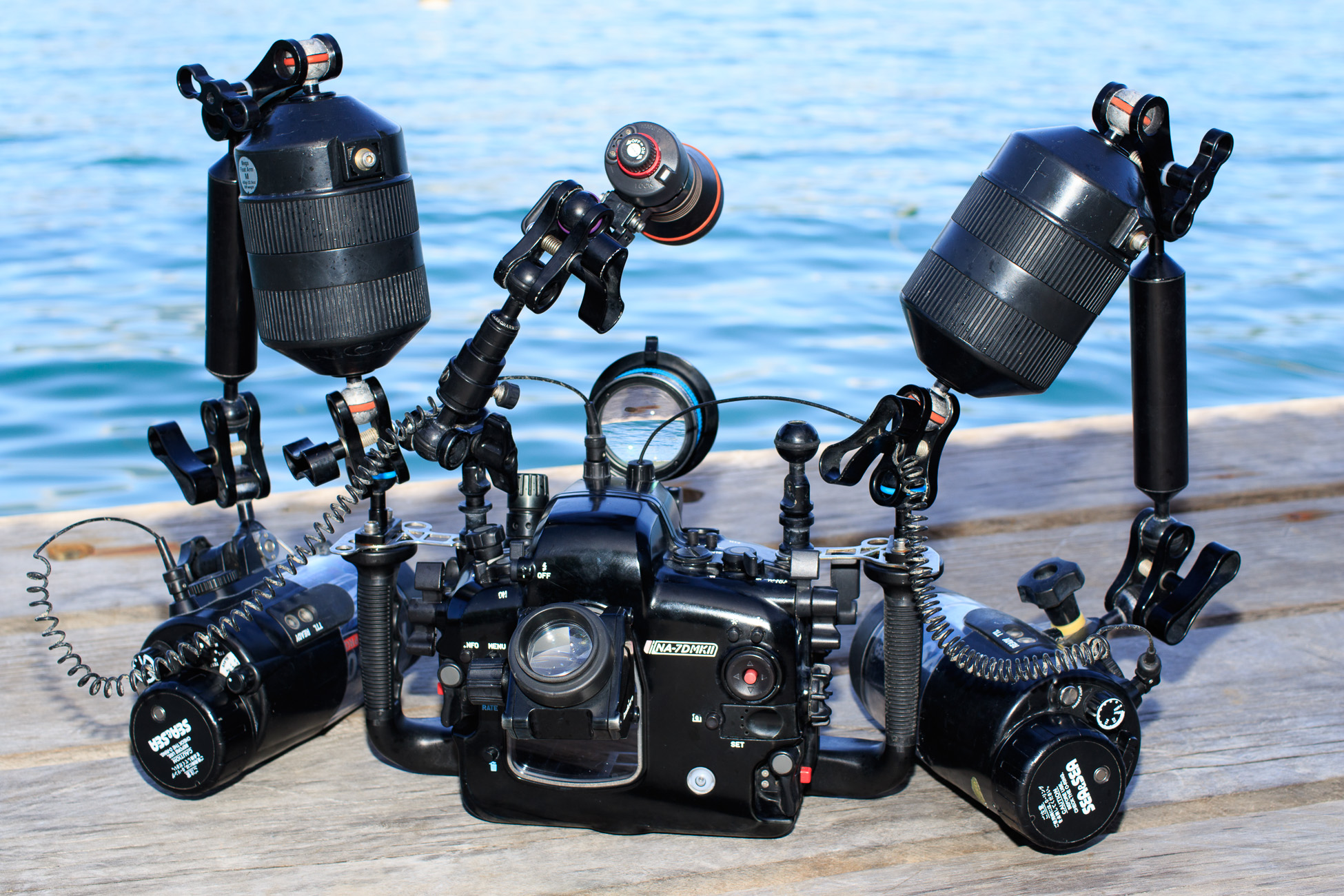 What's in the Camera Bag: Serge Abourjeily|Underwater ...