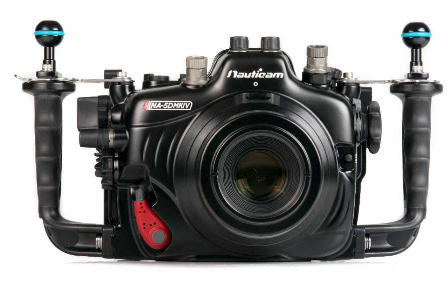Nauticam Canon 5d Mark Iv Housing Available Underwater