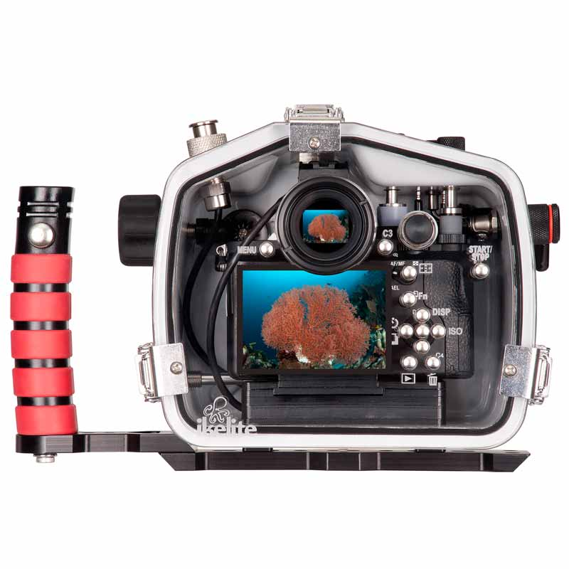 Ikelite Sony a7 II, a7R II, a7S II Underwater Housing with