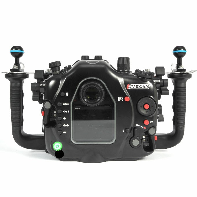 Nauticam Nikon D500 Housing Available - Underwater Photography Guide