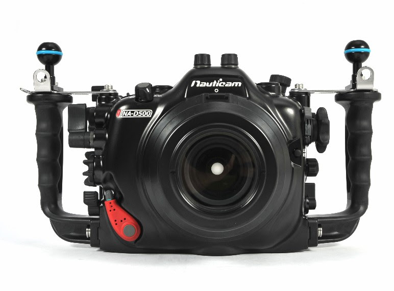 Nauticam Nikon D500 Housing Available - Underwater